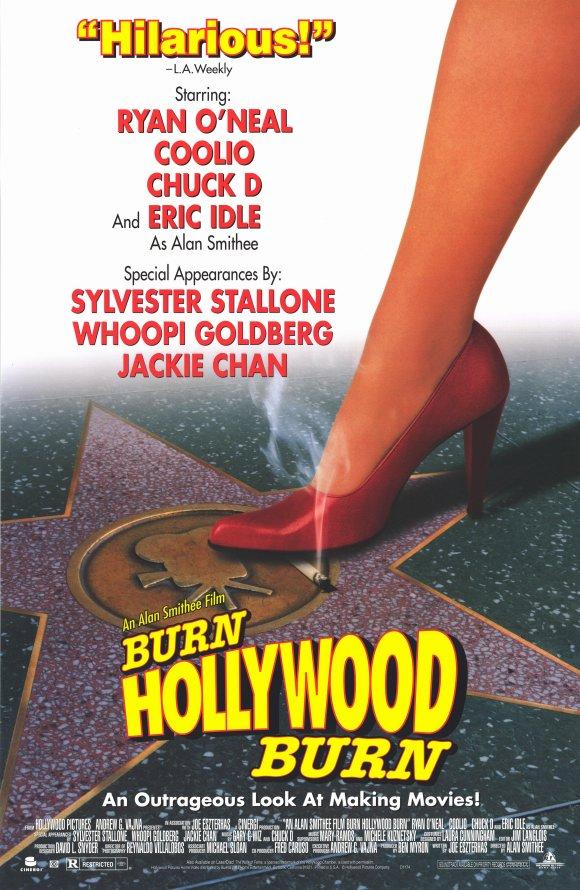 An Alan Smithee Film: Burn Hollywood Burn movie