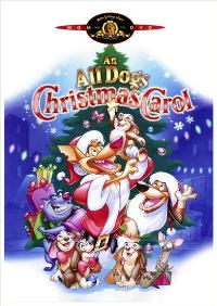 An All Dogs Christmas Carol - 27 x 40 Movie Poster - Style A