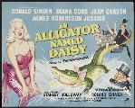 An Alligator Named Daisy - 30 x 40 Movie Poster UK - Style A