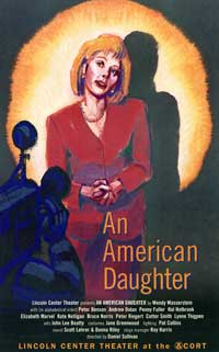 An American Daughter (Broadway) - 27 x 40 Poster - Style A