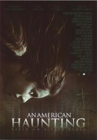 An American Haunting - 43 x 62 Movie Poster - Bus Shelter Style A