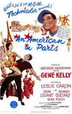 An American in Paris - 11 x 17 Movie Poster - Style A