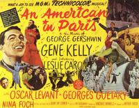 An American in Paris - 11 x 17 Movie Poster - Style C