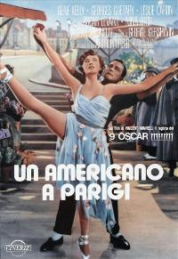 An American in Paris - 11 x 17 Movie Poster - Italian Style B