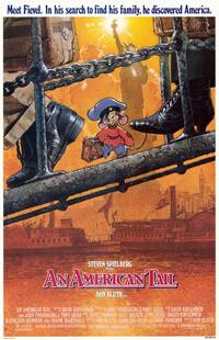 An American Tail - 11 x 17 Movie Poster - Style A