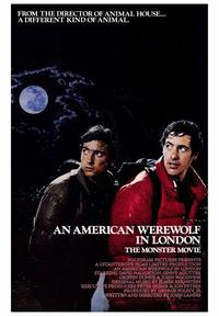 An American Werewolf in London - 43 x 62 Movie Poster - Bus Shelter Style A