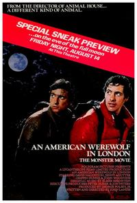 An American Werewolf in London - 11 x 17 Movie Poster - Style F