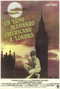 An American Werewolf in London - 27 x 40 Movie Poster - Italian Style A
