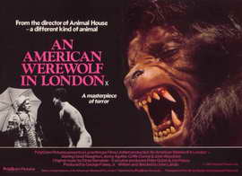 An American Werewolf in London - 11 x 14 Movie Poster - Style A