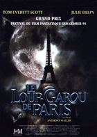 An American Werewolf in Paris - 27 x 40 Movie Poster - French Style A