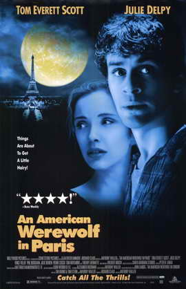 An American Werewolf in Paris - 11 x 17 Movie Poster - Style A