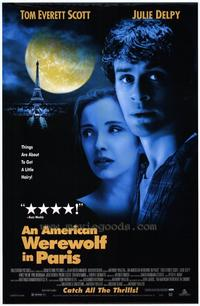 An American Werewolf in Paris - 27 x 40 Movie Poster - Style A