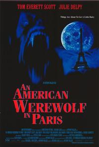 An American Werewolf in Paris - 27 x 40 Movie Poster - Style B