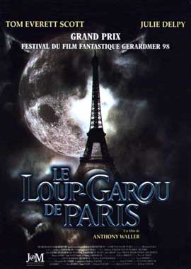An American Werewolf in Paris - 11 x 17 Movie Poster - French Style A