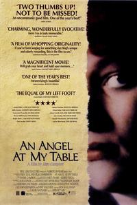 An Angel at My Table - 11 x 17 Movie Poster - Style B