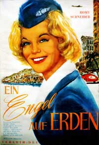An Angel on Wheels - 11 x 17 Movie Poster - German Style A