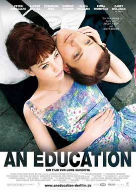 An Education - 11 x 17 Movie Poster - German Style A