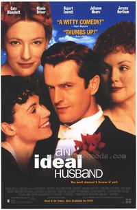 An Ideal Husband - 43 x 62 Movie Poster - Bus Shelter Style A
