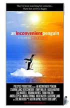 An Inconvenient Penguin - 43 x 62 Movie Poster - Bus Shelter Style A