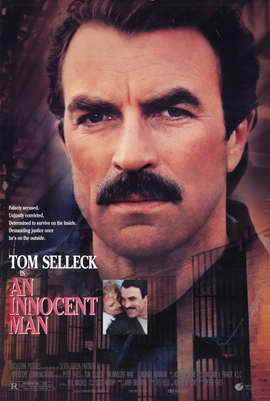 An Innocent Man - 11 x 17 Movie Poster - Style A