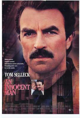 An Innocent Man - 27 x 40 Movie Poster - Style A