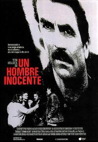 An Innocent Man - 11 x 17 Movie Poster - Spanish Style A