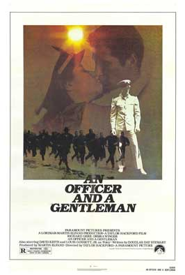 An Officer and a Gentleman - 11 x 17 Movie Poster - Style A