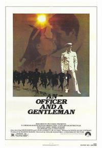 An Officer and a Gentleman - 43 x 62 Movie Poster - Bus Shelter Style A