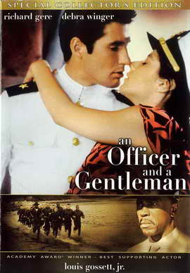 An Officer and a Gentleman - 27 x 40 Movie Poster - Style B