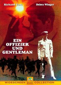 An Officer and a Gentleman - 11 x 17 Movie Poster - German Style A