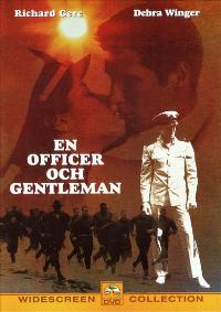 An Officer and a Gentleman - 11 x 17 Movie Poster - Swedish Style A