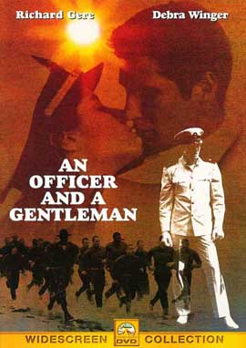 An Officer and a Gentleman - 11 x 17 Movie Poster - Style C