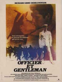 An Officer and a Gentleman - 11 x 17 Movie Poster - French Style A