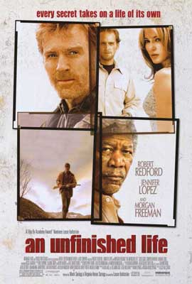 An Unfinished Life - 27 x 40 Movie Poster - Style A