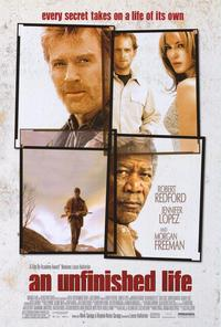An Unfinished Life - 43 x 62 Movie Poster - Bus Shelter Style A