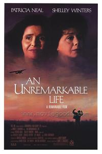An Unremarkable Life - 11 x 17 Movie Poster - Style A