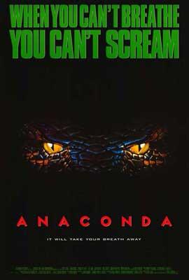 Anaconda - 27 x 40 Movie Poster - Style A