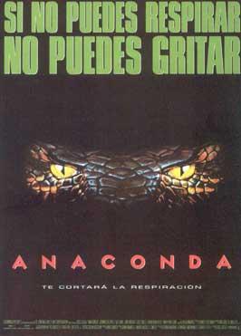 Anaconda - 11 x 17 Movie Poster - Spanish Style A