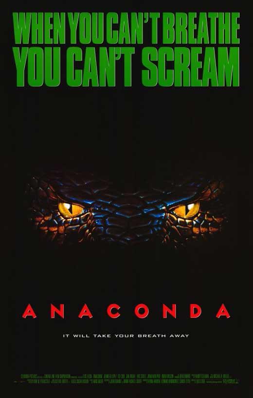 Anaconda 2 Poster Anaconda Movie Posters...