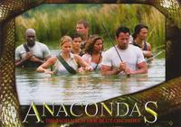 Anacondas: The Hunt for the Blood Orchid - 11 x 14 Poster German Style A