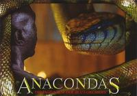 Anacondas: The Hunt for the Blood Orchid - 11 x 14 Poster German Style B