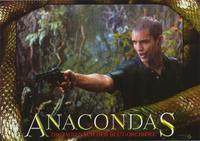 Anacondas: The Hunt for the Blood Orchid - 11 x 14 Poster German Style C