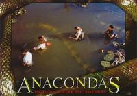 Anacondas: The Hunt for the Blood Orchid - 11 x 14 Poster German Style G
