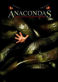 Anacondas: The Hunt for the Blood Orchid - 11 x 17 Movie Poster - Style B