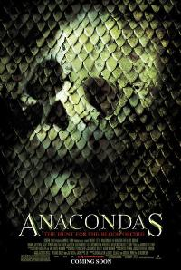 Anacondas: The Hunt for the Blood Orchid - 11 x 17 Movie Poster - Style C