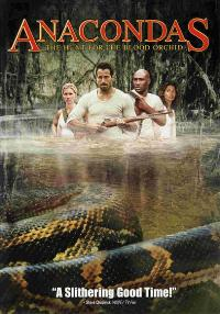 Anacondas: The Hunt for the Blood Orchid - 11 x 17 Movie Poster - Style D