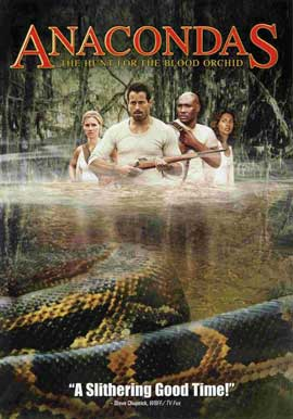 Anacondas: The Hunt for the Blood Orchid - 27 x 40 Movie Poster - Style C