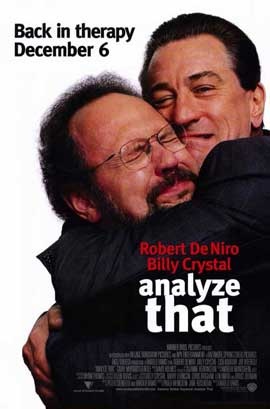 Analyze That - 11 x 17 Movie Poster - Style A