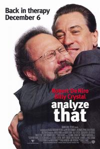 Analyze That - 27 x 40 Movie Poster - Style A