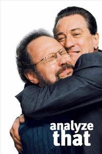 Analyze That - 27 x 40 Movie Poster - Style B